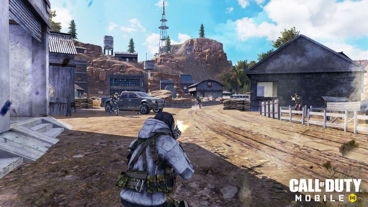 Call of Duty Mobile Battle Royale: Everything we know about battle ...