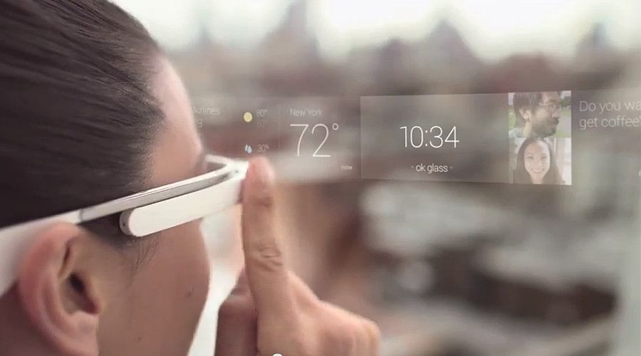 Look out: A wink from a Google Glass user is more than meets the eye