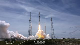 It's SpaceX's 19th rocket launch (and landing) of the year.