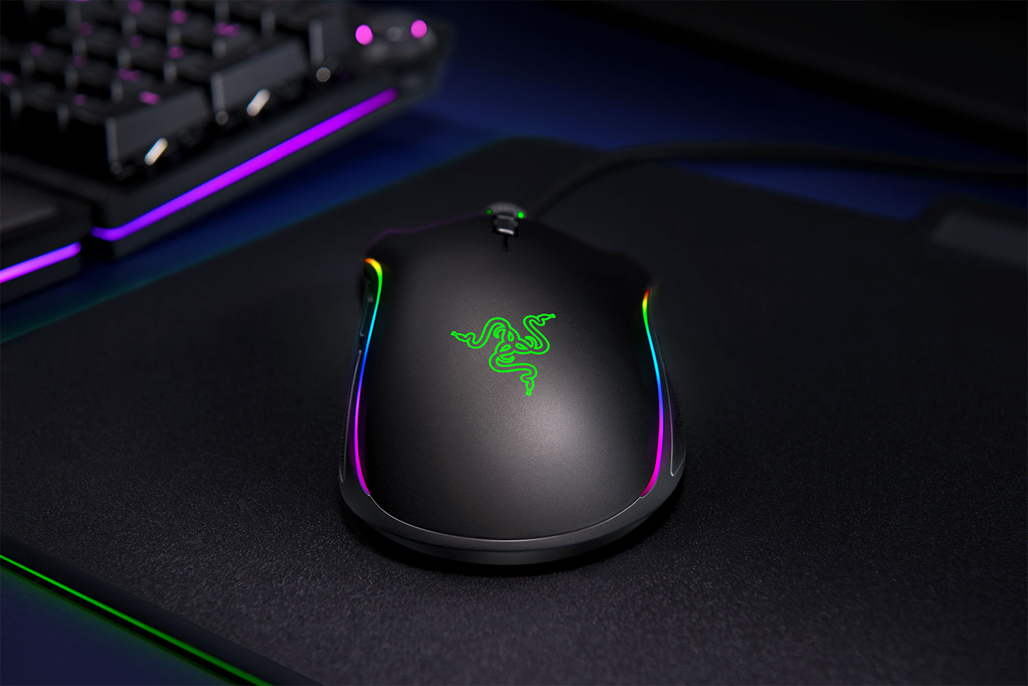 Razer upgrades its Mamba mouse with an optical sensor for
