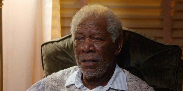 Morgan Freeman in Going in Style