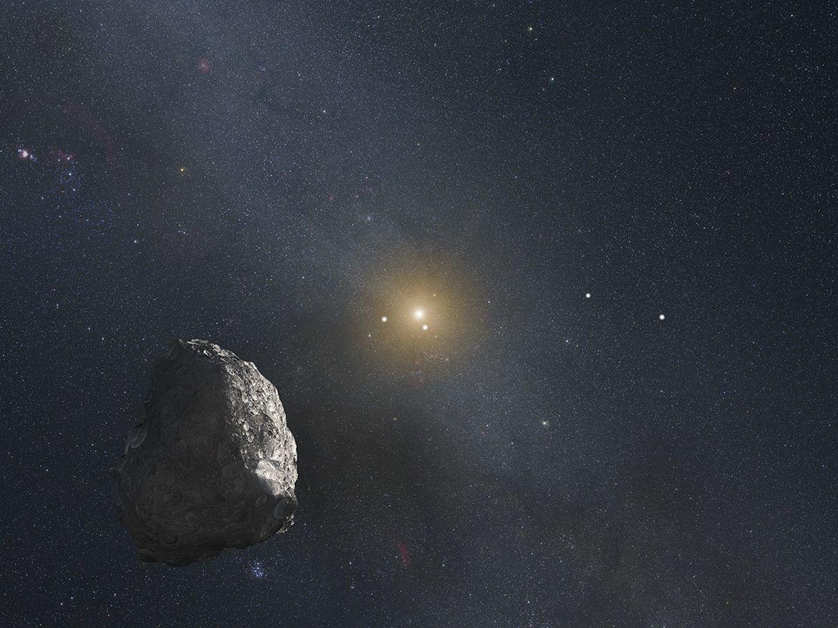 Kerberos Moon Of Plluto: Hubble Telescope Spots Post-Pluto Targets For New Horizons