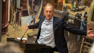 Tim Berners-Lee at the Science Museum for the Web@30 event, March 2019.