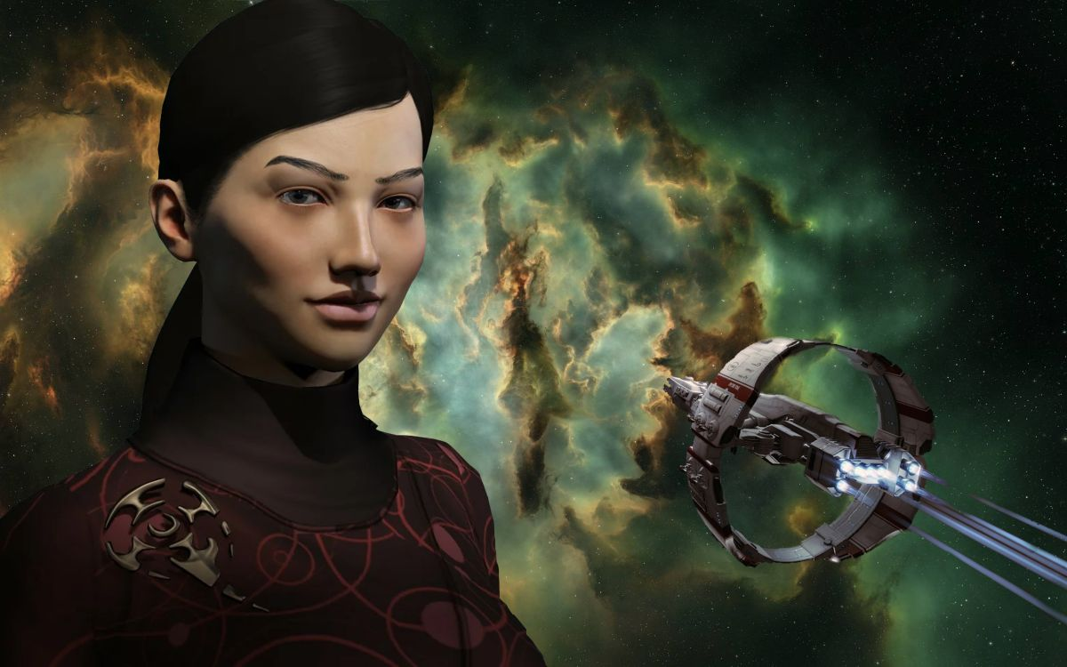 The 9-year journey to explore each of EVE Online's 7,805 solar systems