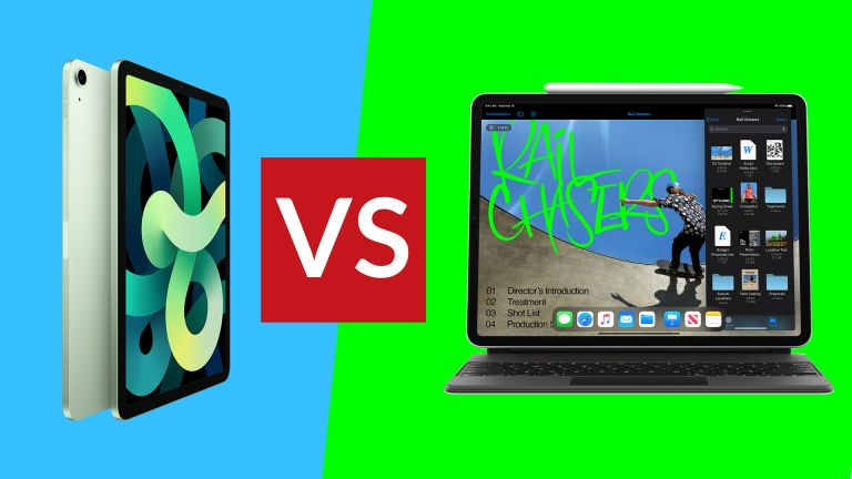 iPad Air (2020) vs iPad Pro (2020): which iPad is best for ...