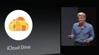 Apple WWDC 2014 iCloud Drive