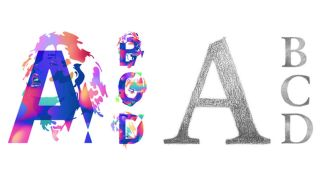 Create your own fonts in Photoshop or Illustrator