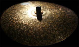 All cymbals come with removable rivets.