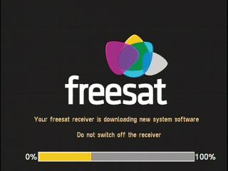 Freesat flying high at the moment