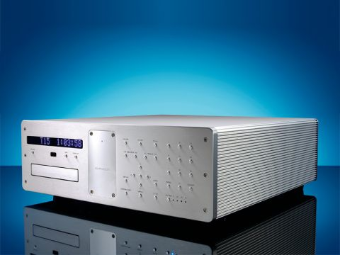 Krell Cipher CD/SACD player