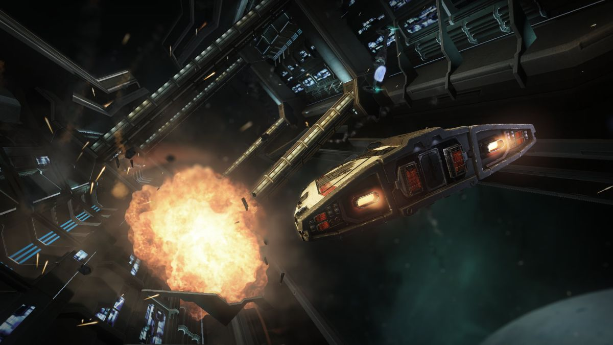 Elite: Dangerous creator says crowdfunding covered less than