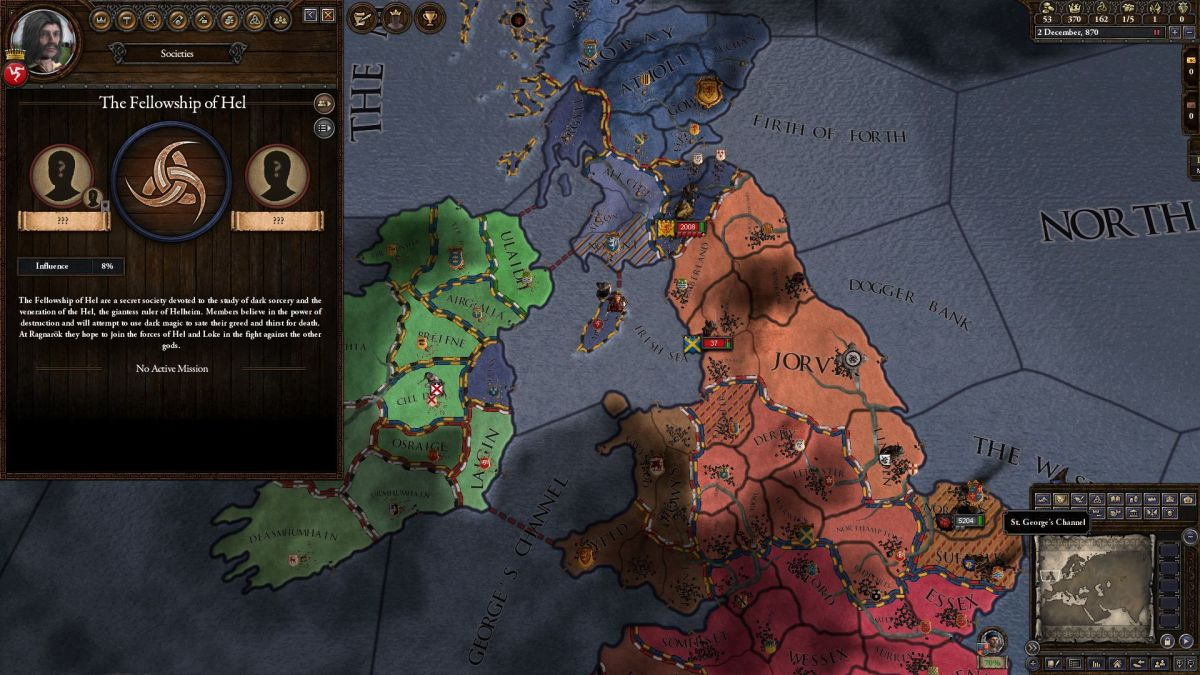 Crusader Kings 2 is free on Steam, and you can keep it forever | PC