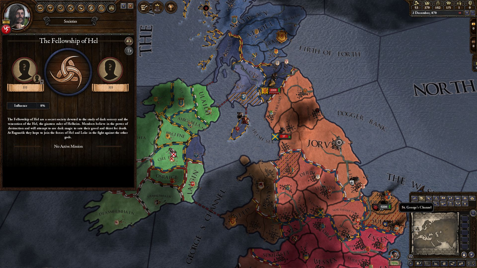 Crusader Kings 3 will 'probably' happen, says outgoing Paradox CEO