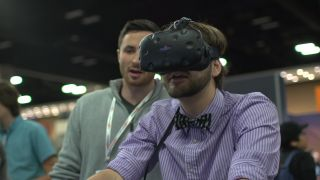 Tom on VR