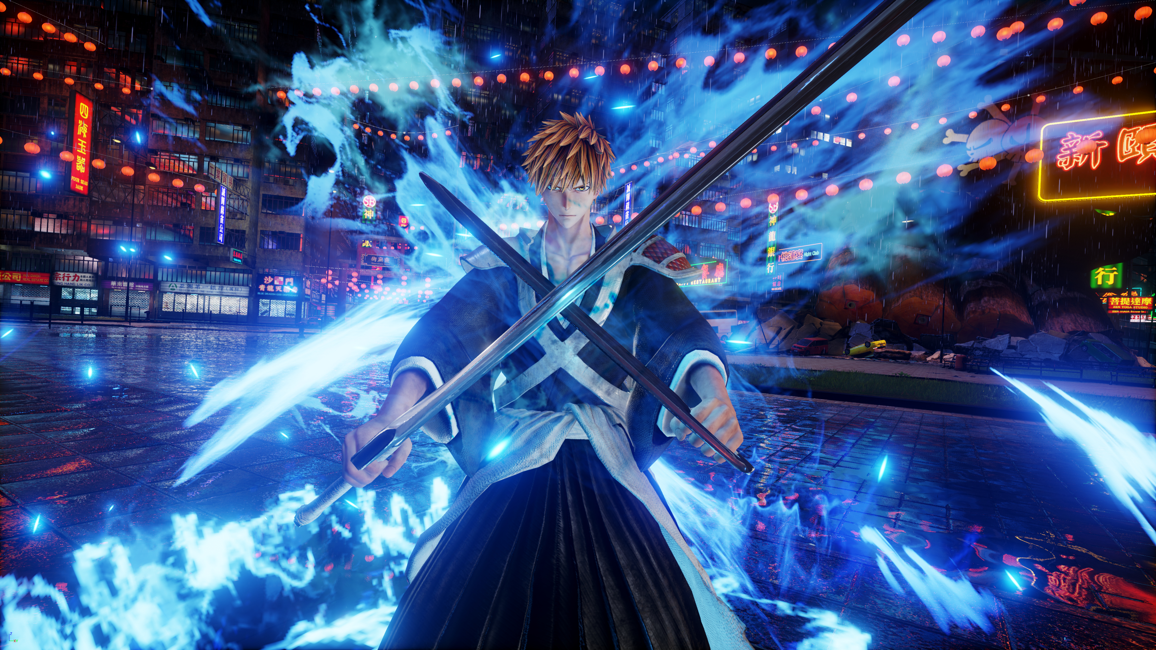 Bleach Characters Join Jump Force S Mash Up Pc Gamer