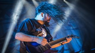 Deftones' Stef Carpenter unveils new Sol Invicto track