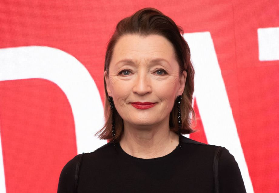 Lesley Manville The Crown
