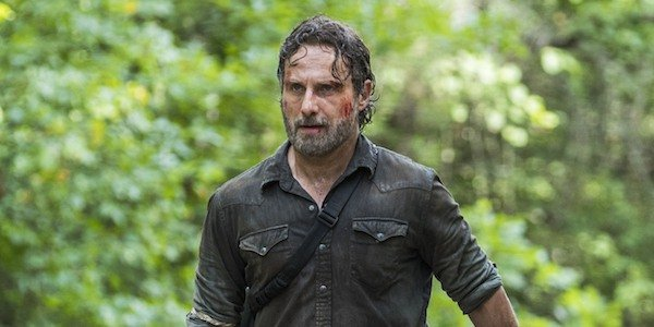 Rick Grimes The Walking Dead AMC