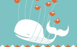 Maybe he just hit the fail whale