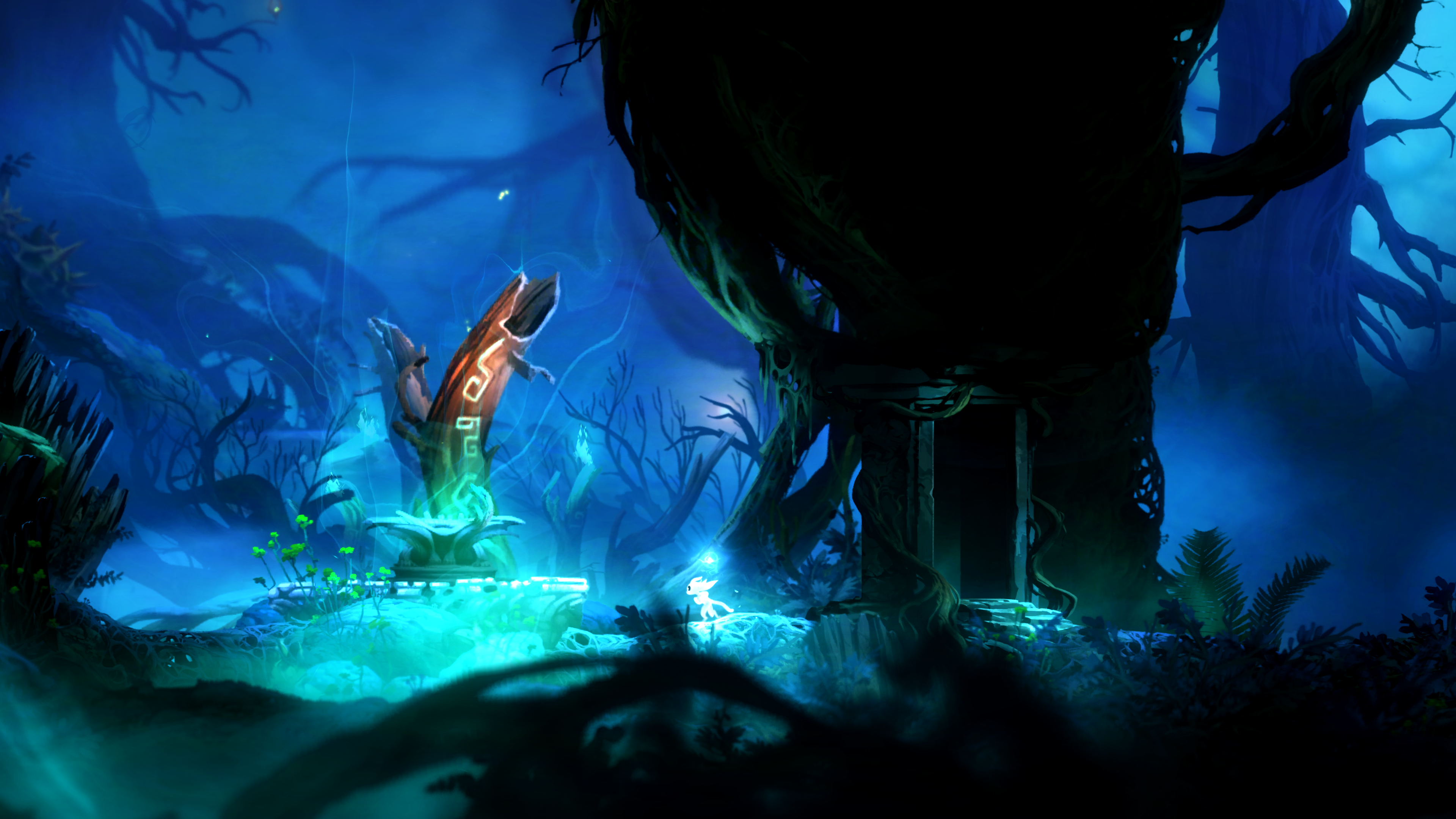 ori and the blind forest 4k screenshot gallery | pc gamer