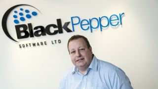 John Cooke is managing director at Black Pepper Software