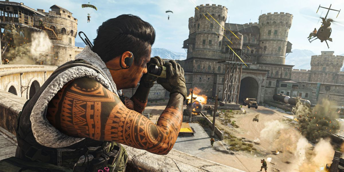 Call of Duty: Warzone cheaters will be forced to play together