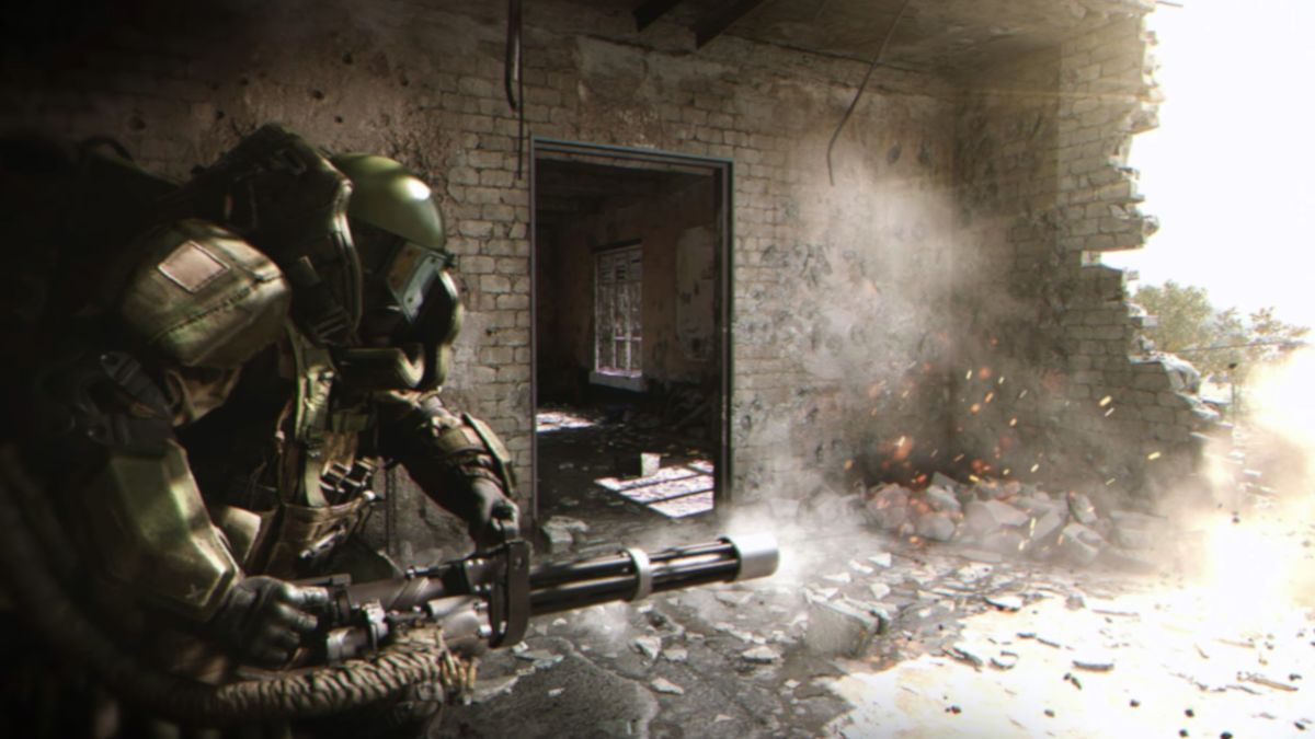 Call of Duty: Modern Warfare will provide dedicated servers on all platforms