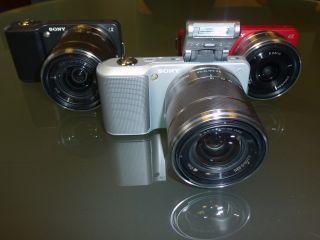 The Sony NEX-3