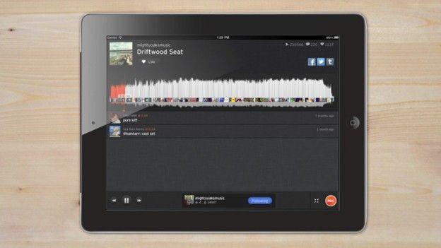 iPad App News: SoundCloud gets native app