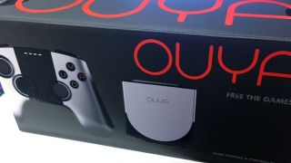 Ouya retail box