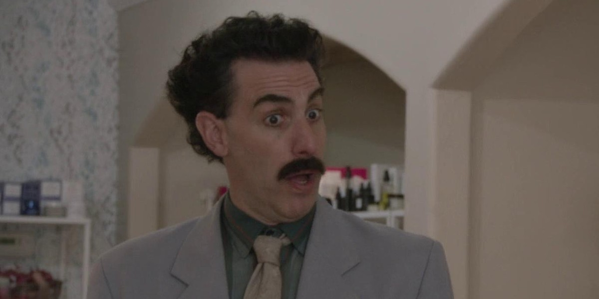 6 Questions We Have After Borat 2