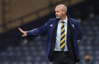 Steve Clarke's Scotland face Czech Republic on Monday