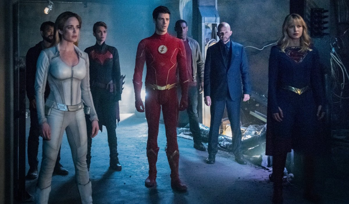 Crisis On Infinite Earths The CW
