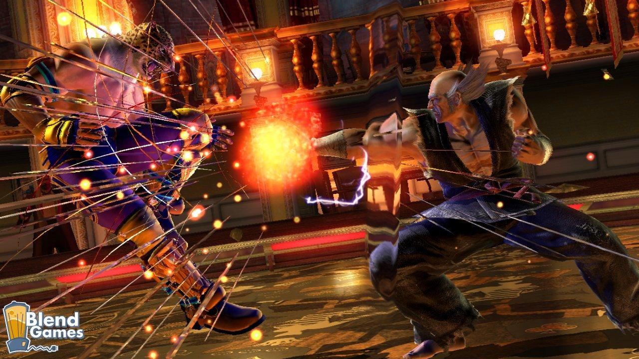 Tekken 6: When Foot-Meets-Face Screenshots #6574