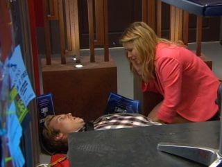 Tash discovers Andrew's secret