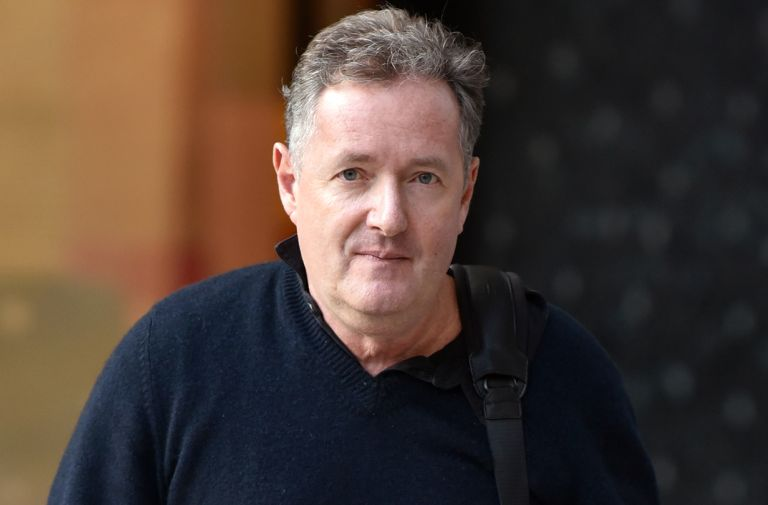piers morgan possibly quit good morning britain next year
