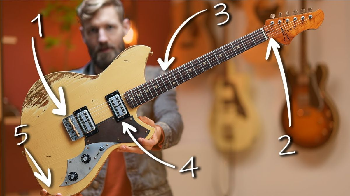Paul Davids shows you how to set your guitar up with his 5-step guide
