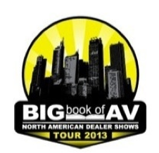 Stampede Continues Big Book of AV Tour August 28 in Niagara Falls