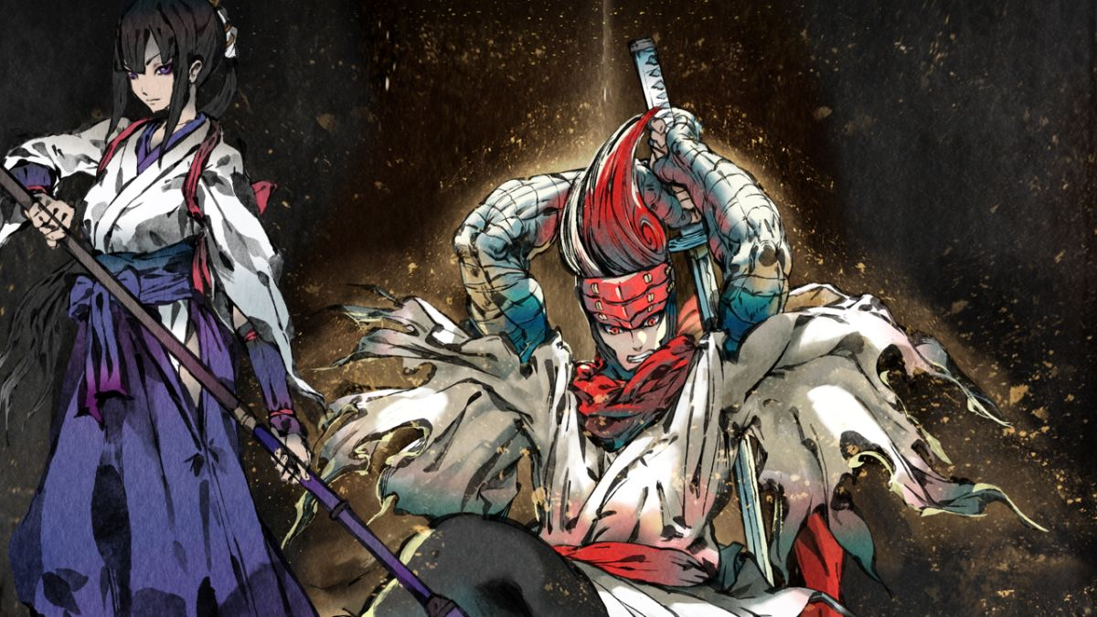 Platinum Games reveals its latest brawler, but World of Demons is for small-screen samurai only