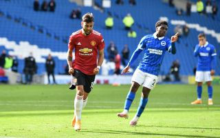 Brighton and Hove Albion v Manchester United – Premier League – AMEX Stadium