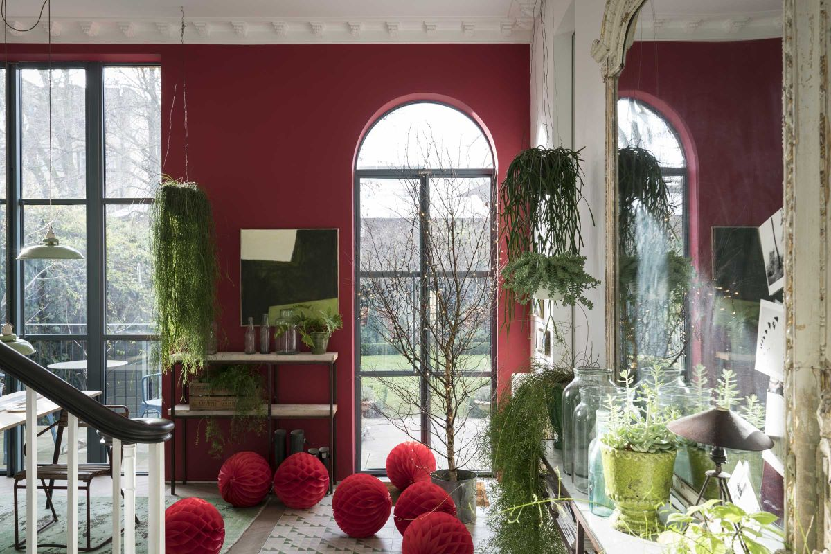 Farrow & Ball's Christmas decorating tips – Joa Studholme shares her favourite festive traditions