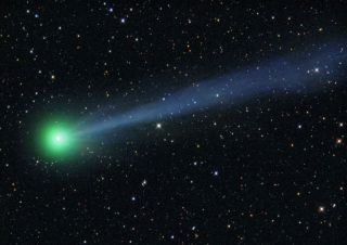 New Comet Visible in Early Morning Sky