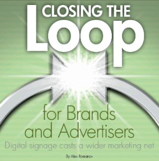 CLOSING THE LOOP FOR BRANDS AND ADVERTISERS