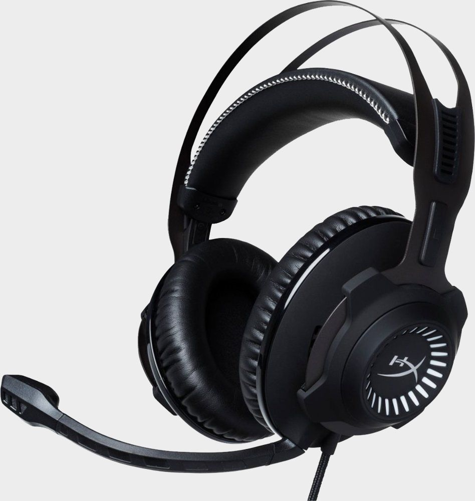 Score yourself a HyperX Cloud Revolver S gaming headset with Dolby 7.1 Surround Sound for $90