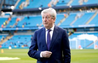 Roy Hodgson has seen his Crystal Palace side take four points from their last two trips to Manchester City.