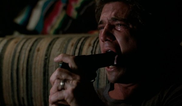Lethal Weapon Riggs Suicide Mel Gibson