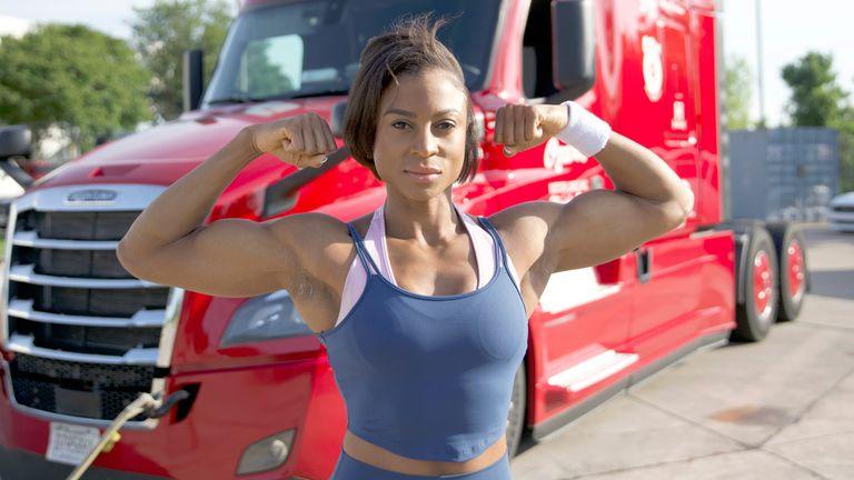 Miami Muscle: Nicci Robinson