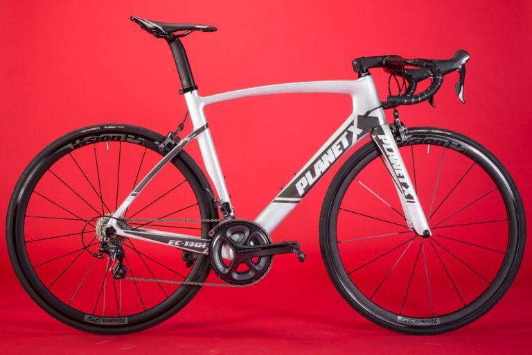 Planet X EC 130 aero bike