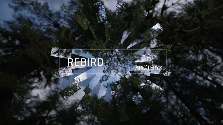 Arc'teryx ReBird logo