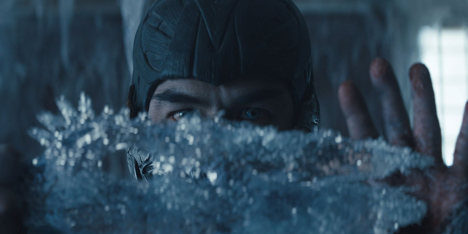 Joe Taslim as Sub-Zero in Mortal Kombat